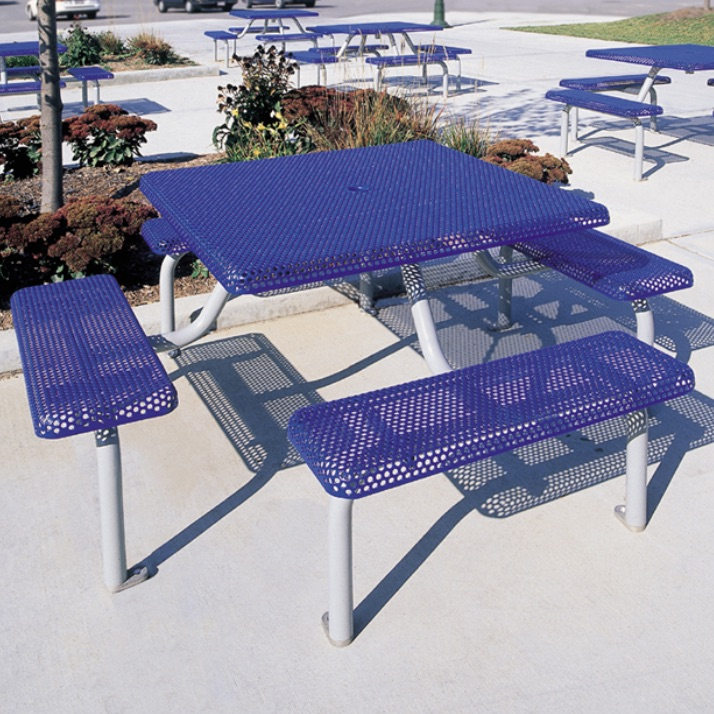Park Table | Perforated | 1020 | 4242 | 4