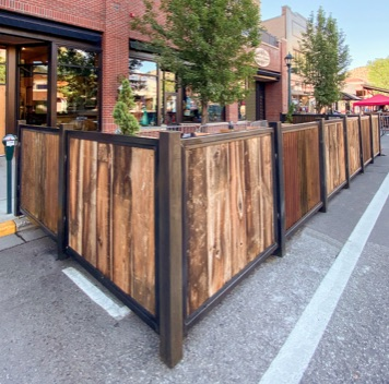 Parklet | Base Camp