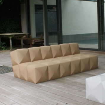 Parklet Seating | Bench Sofa