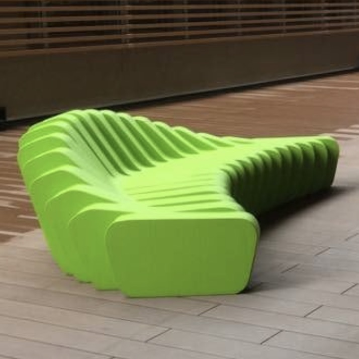 Parklet Seating | Cliffy