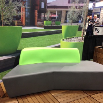 Parklet Seating | Rune A1