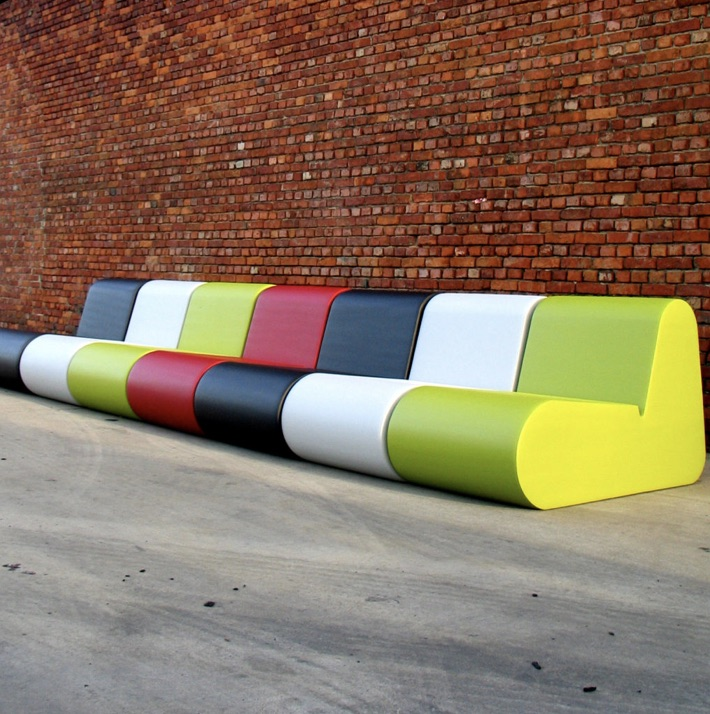 Parklet Seating | S3