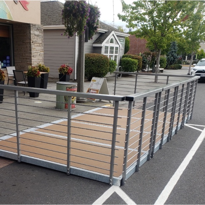 Parklet | City Urban