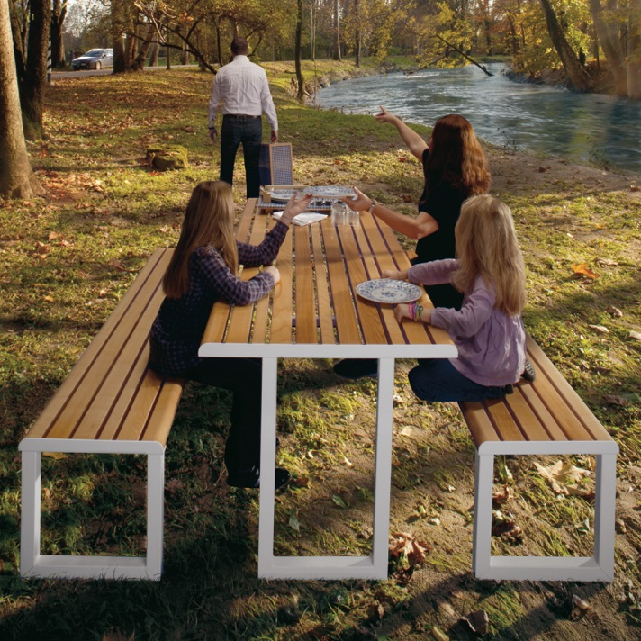 Picnic Table | Rectangle | Tahoe 25