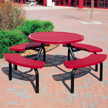 Picnic Table | Round | 1023