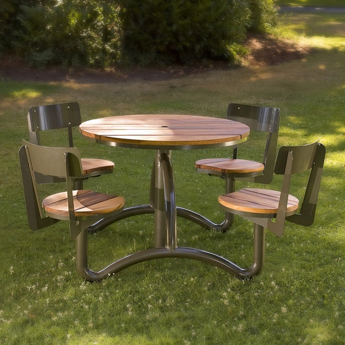 Picnic Table | Round | Roundabout