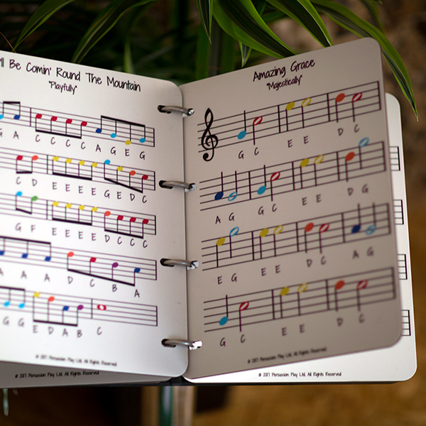 Free Play | Xylophone | Music Book