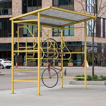 Bike Shelter | Pocket