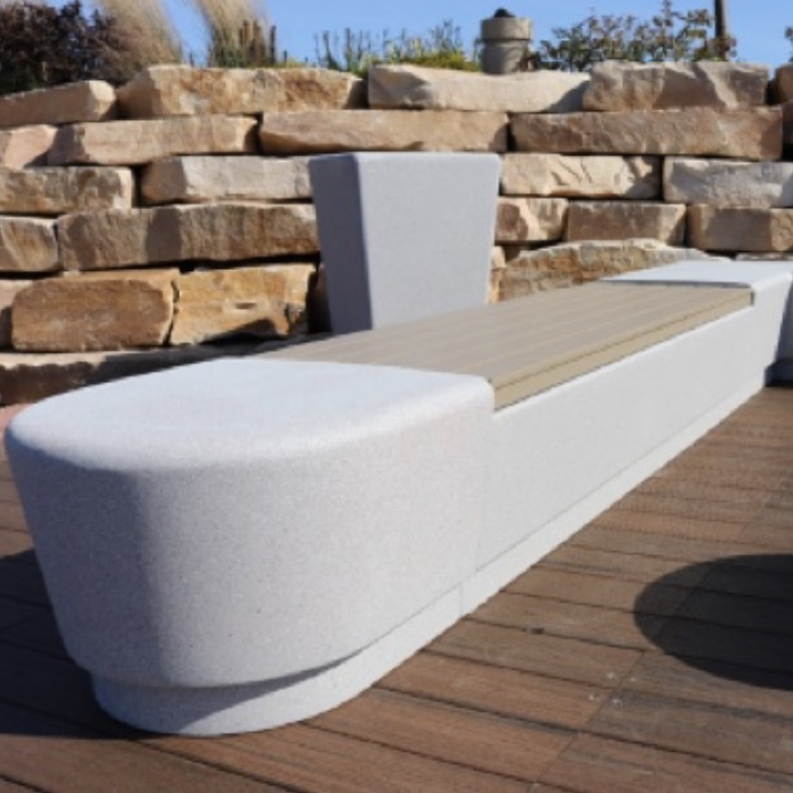 Precast Bench | Our Town