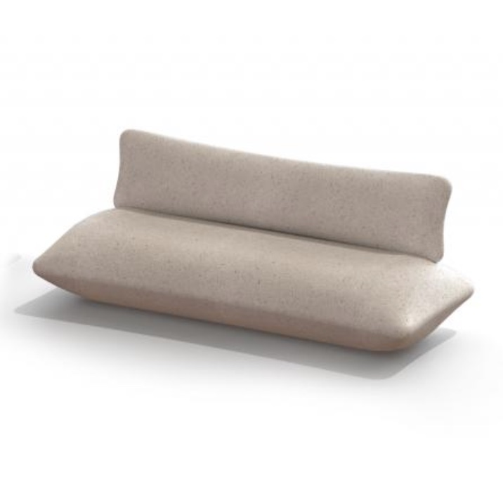 Precast Bench | Pillow Bench