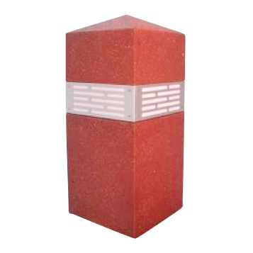 Bollard | Concrete | * LED Square | 6083