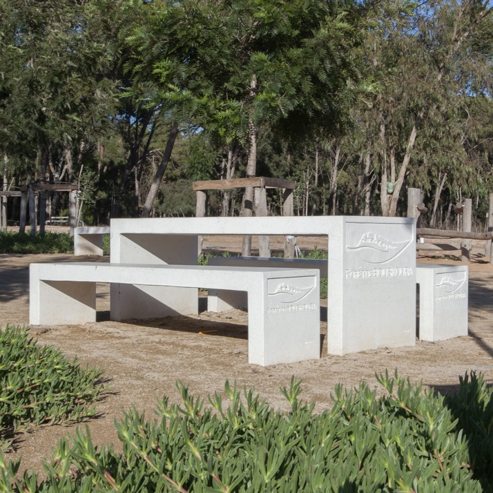 Park Table | Precast | Bouskoura