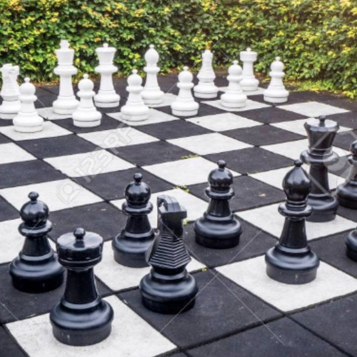 Game Board | Checkers & Chess