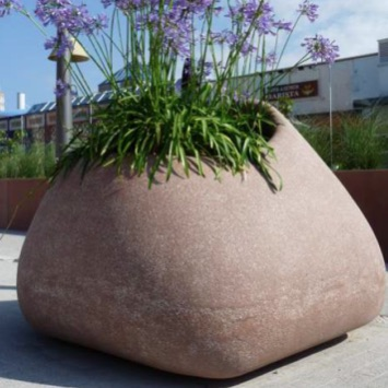 Precast Planter | Square | Coast