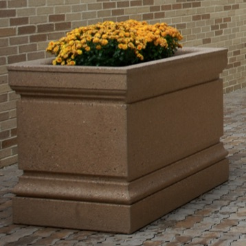 Precast Planter | Rectangle | 4241