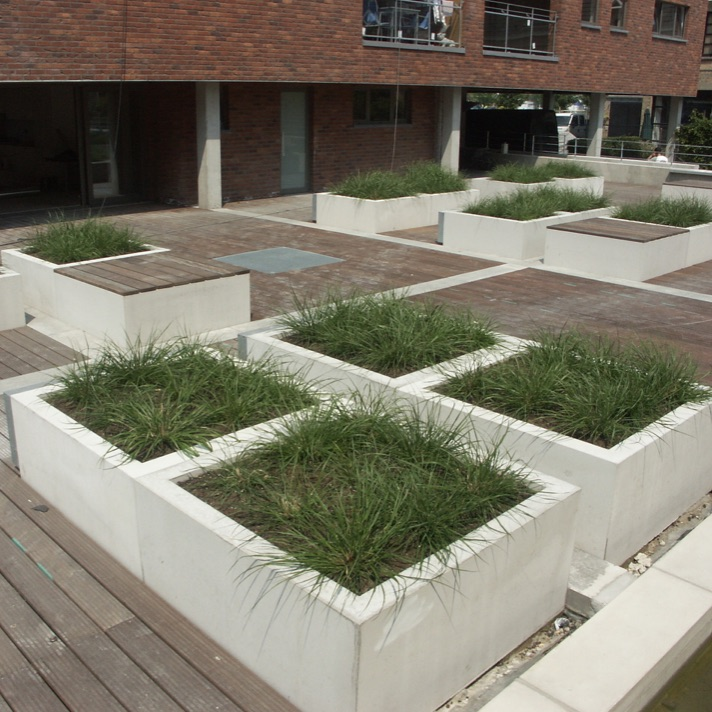 Precast Planter | Square | Carree