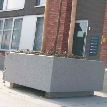 Precast Planter | Square | Supporta