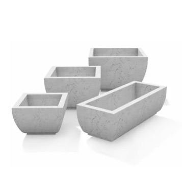 Precast Planter | Rectangle | Tupla