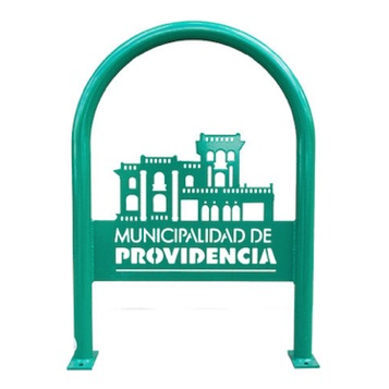 Bike Parking | Logo Rack | Providencia