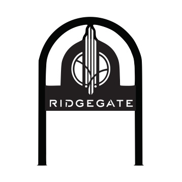Bike Parking | Logo Rack | Ridgegate