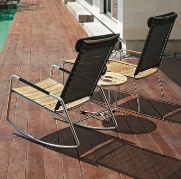 Outdoor Lounger Chair | Meika