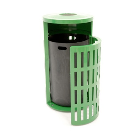Ash Trash Can | * 3301 | 41 | HD