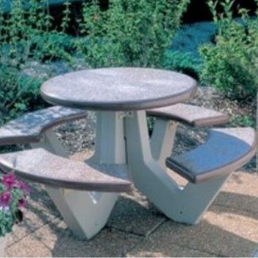 Concrete Table | Round | 3125