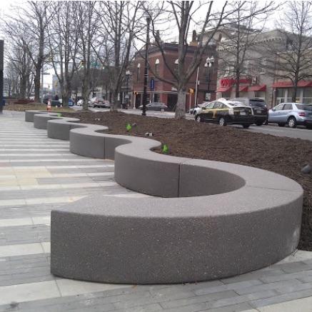 Concrete 5116 Streetscapes