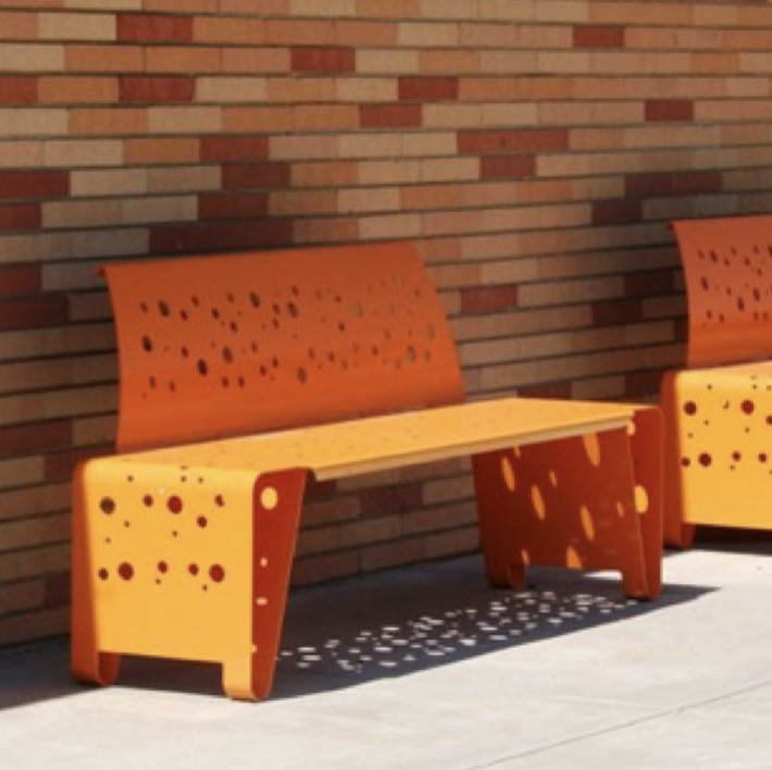 Benches | Pattern