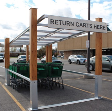 Shopping Cart Corral | Arbor 2
