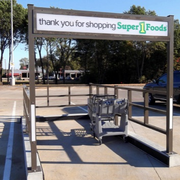 Shopping Cart Corral | Banner