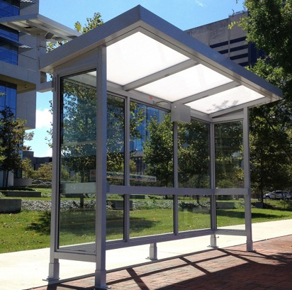 Bus Shelter | Slim Flat