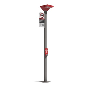Bus Stop | Solar Light