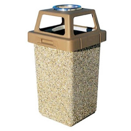 Ash Trash Can | Square | 1009 | 30 | 4
