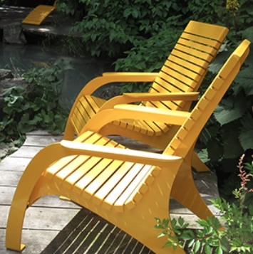 Outdoor Lounger | 720 MCCH