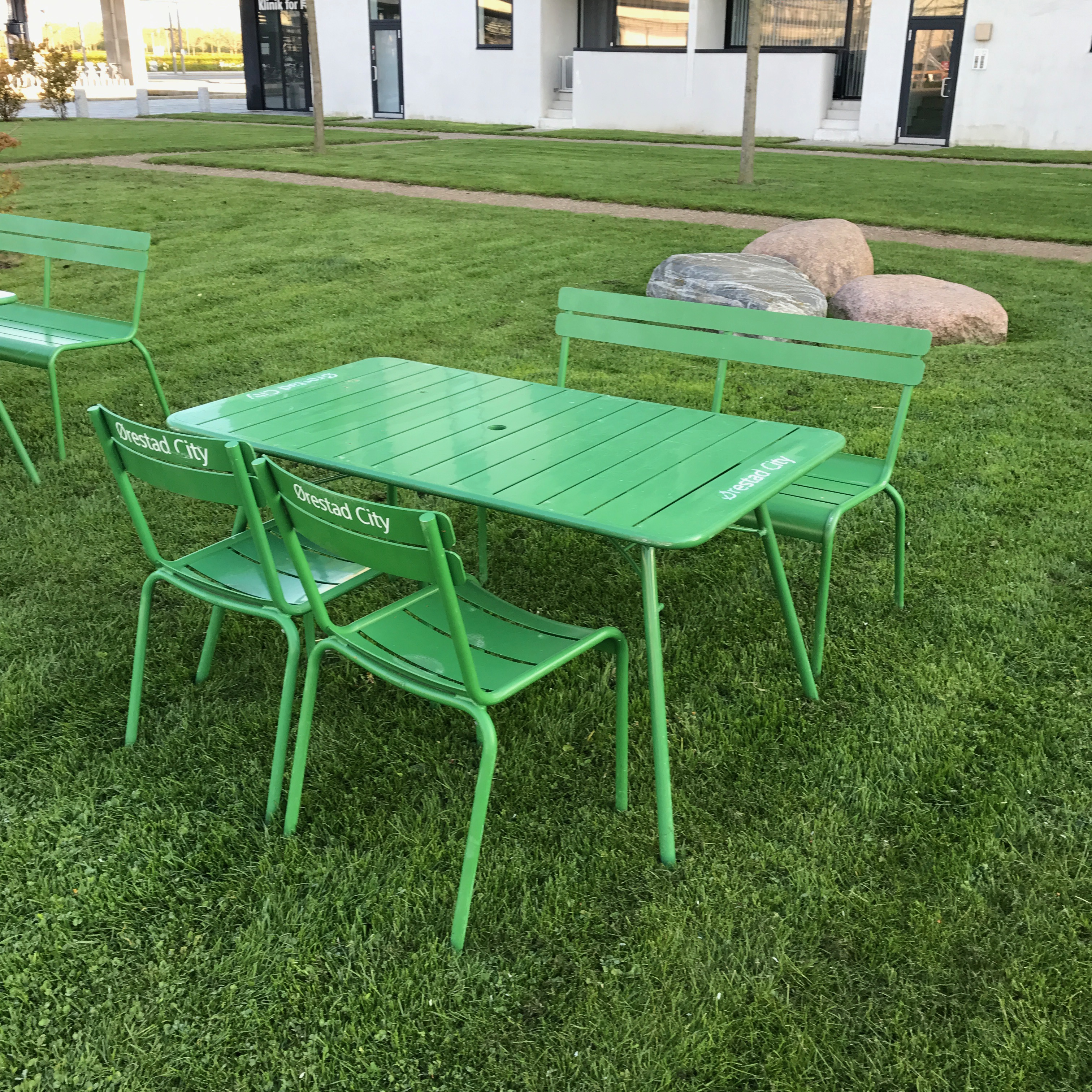 Outdoor Table | Luxembourg 4132
