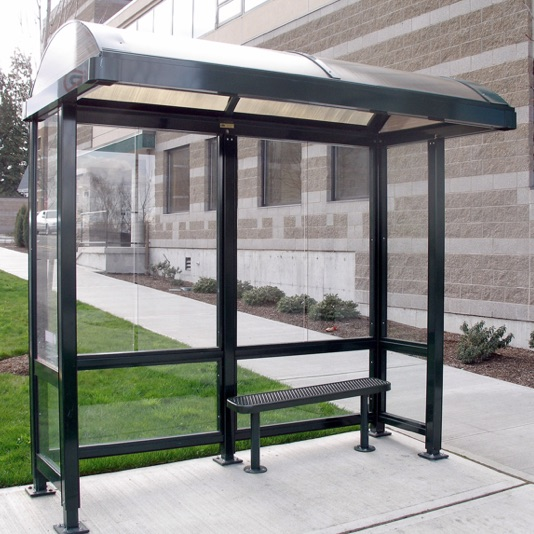 Bus Shelter | Tech Arch