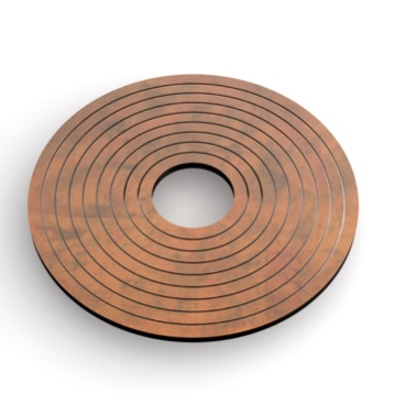 Tree Grate | Metal | Ring Round