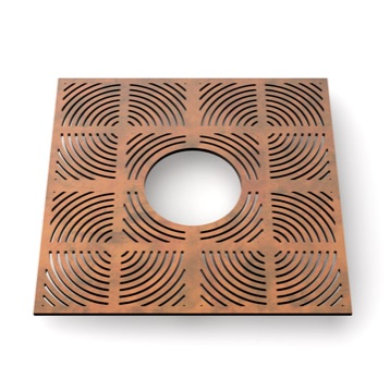 Tree Grate | Metal | Lasso Square