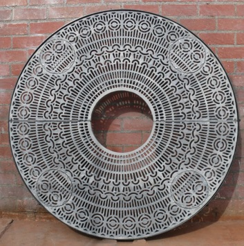 Tree Grille | Metal | French Round