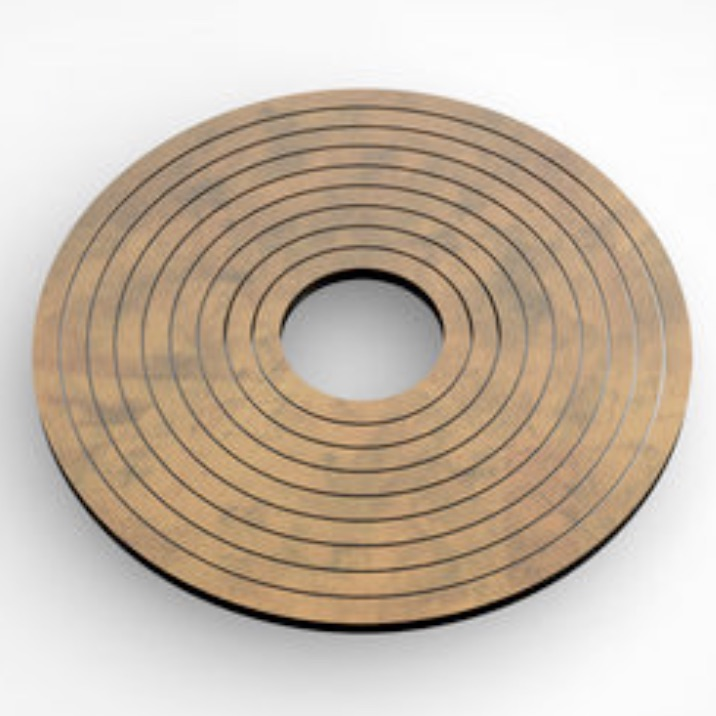 Tree Grille | Metal | Ring Round
