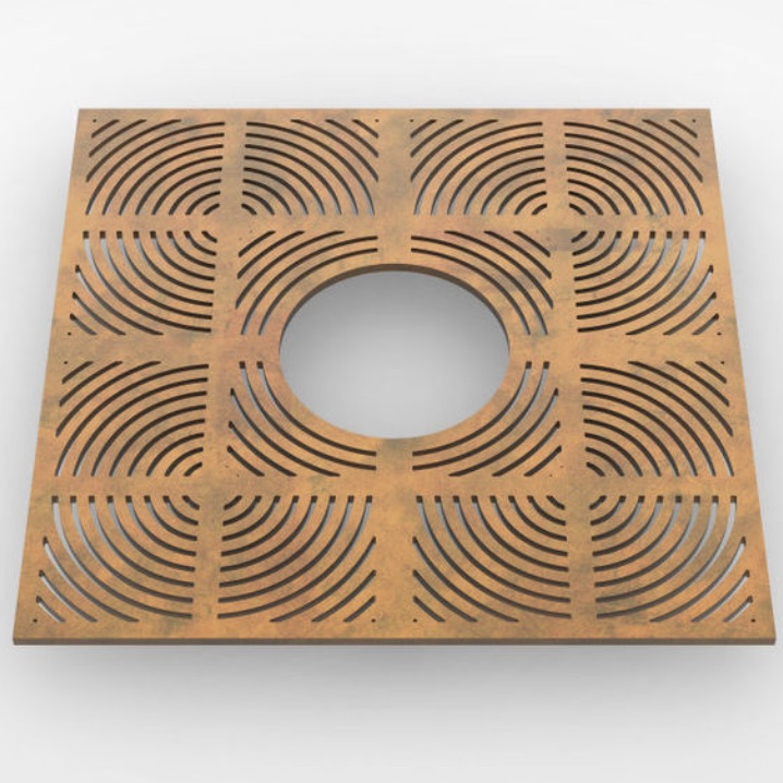 Tree Grille | Metal | Lasso Square