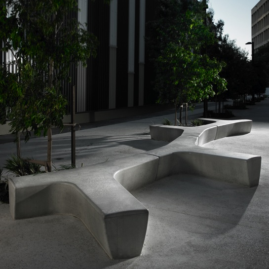 Benches | Seatwalls