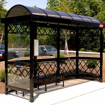 Bus Shelter | Victorian Arch